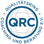 QRC-Logo / Mitgliedsnr. 413