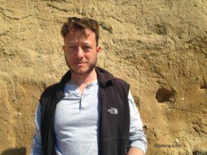 Torben Klußmann - Testimonial für des Gen-ethische Netzwerk, Berlin / Foto: Sabina Grbo
