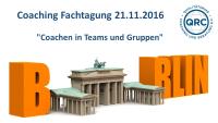"""""""Coachen in Teams und Gruppen"""""""