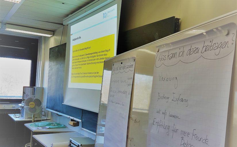 Engagement und Kompetenzen – BeuthBonus startet