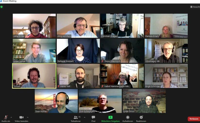 """""""Krise oder Normalität"""" im Online-Coaching-Kongress des QRC"""